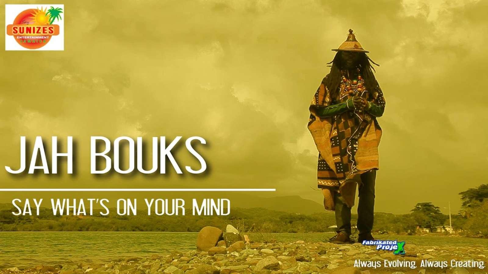 Jah Bouks West AFRICA TOUR 2018