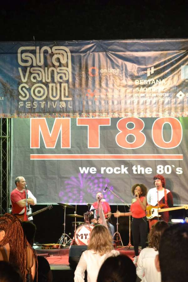 MT80 no Gravana Soul Festival